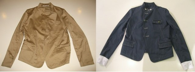 Prima&Dopo – Giacca Yamamoto