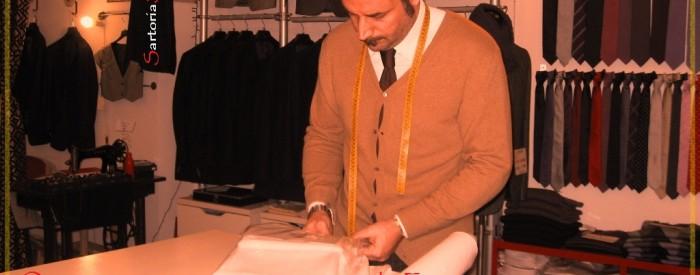 Ogni giorno continuiamo a tramandare l'antica tradizione della Camicia su misura