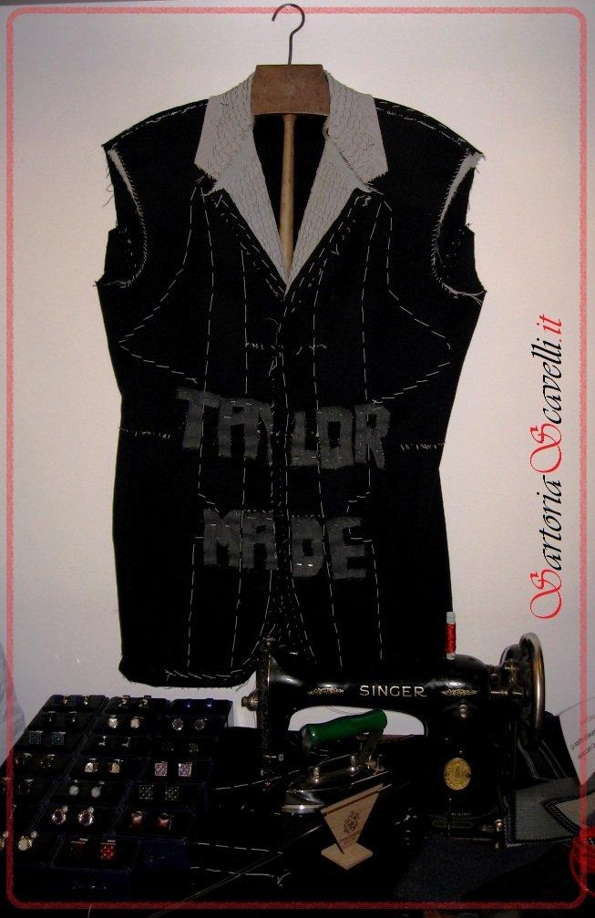 Questo è lo stile? bespoke tailoring, custom tailoring, made to measure, tailor made ovvero quando l'abito è fatto dal sarto.