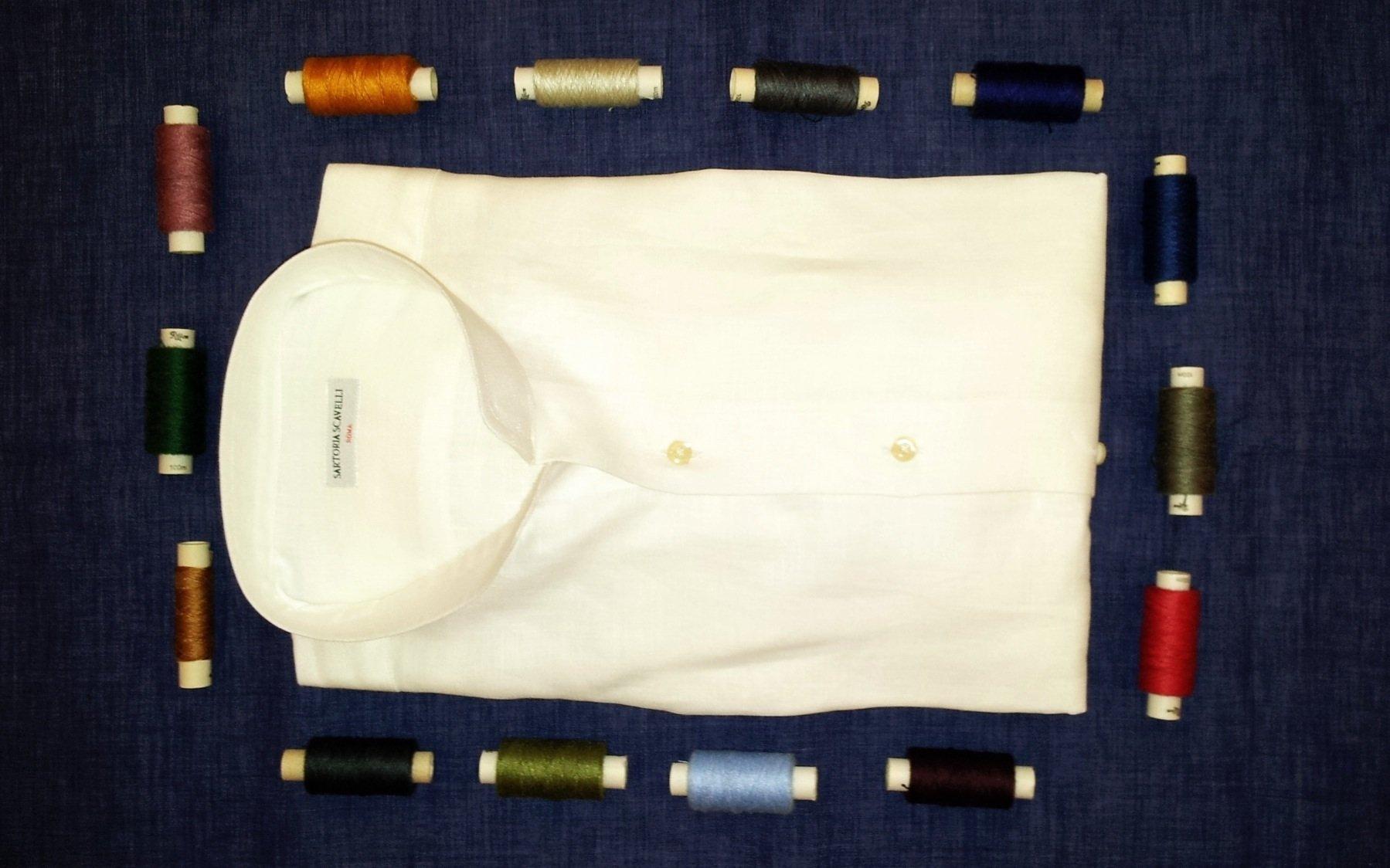 La camicia di lino, un must!