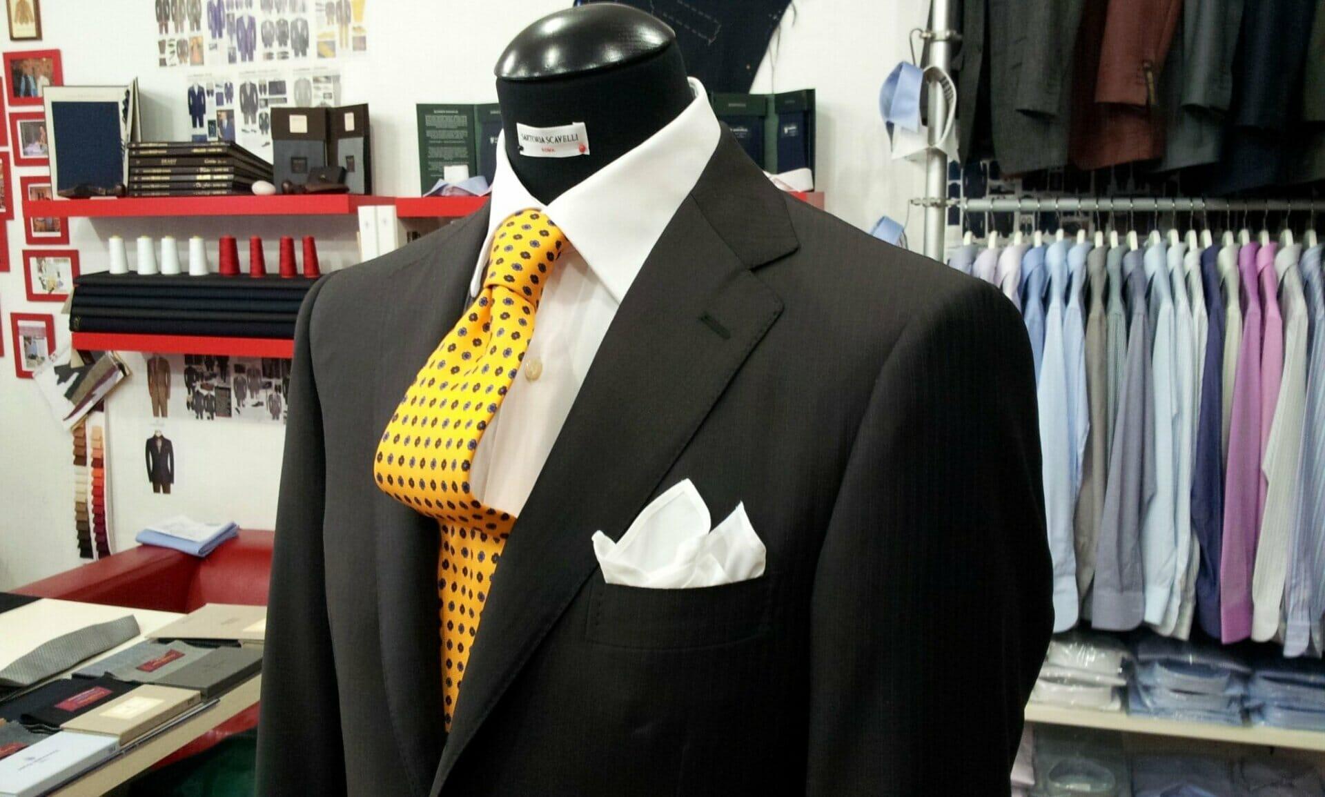 L'abito per il testimone di nozze