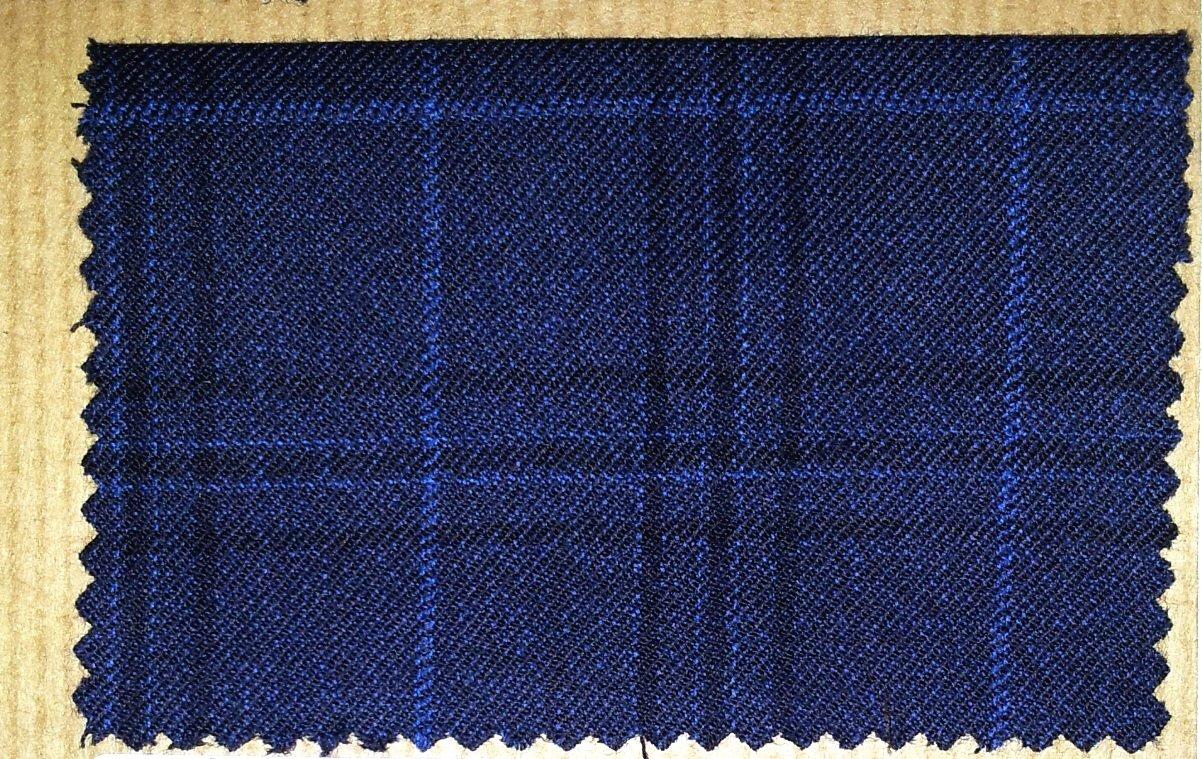 Dettagli pantaloni sartoriali in lana/cashmere.