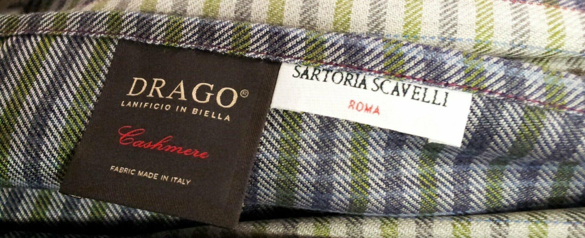 Sciarpe cashmere A/I 2013 ~ Sartoria Scavelli Roma