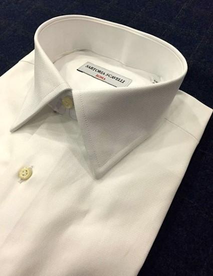 Camicia sartoriale cerimonia