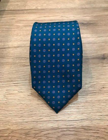 Cravatta seta identity
