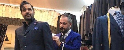Cappotto Sartoriale